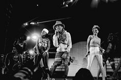 50 Best Things We Saw at Coachella 2014 Pictures - Best Guest-a-Thon: Pharrell | Rolling Stone