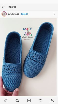 Crochet Shoes, Slippers, Shoes Handmade, Knitting, Fashion, Booties Crochet, Fuzzy Slippers, Crochet Carpet, Knitting And Crocheting
