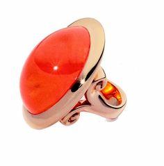 Tamara Comolli Mandarin Garnet Ring.....†.....❥sj❥