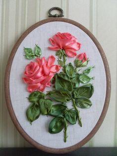 Цветы из лент своими руками - мастер-класс по созданию украшений (97 фото)