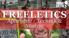 Freeletics Workout / Aphrodite - Technik & Analyse - paulkliks.com Freeletics Workout, Do Exercise, Spice, Sporty, Mathematical Analysis, Herbs