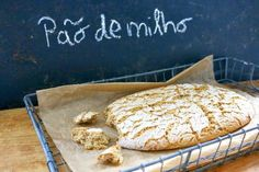 Volle Lotte: Pão de Milho oder portugiesisches Maisbrot zum World Bread Day 2014
