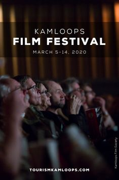 Grab your popcorn! The Kamloops Film Festival takes place downtown Kamloops at the Paramount Theatre in March. The festival features Oscar contenders, BC adventures, family sing-alongs, and a Dark Fest feature.