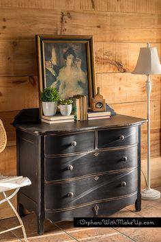 Liquorice Oak Dresser
