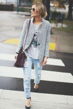 Must reorder some boyfriend jeans. Like, yesterday.