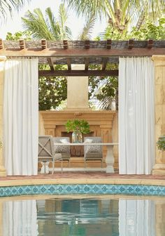 Thibaut New Collection - Oasis Outdoor #interior #design #plant #plantlife #outdoor