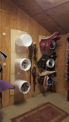 Saddle Storage Racks