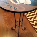 Side Table Makeover | Some Kind of Lovely Ride