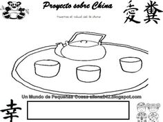 Fichas proyecto China Album, Montessori, Chinese Culture, Continents, Index Cards, Projects, Kids, Card Book