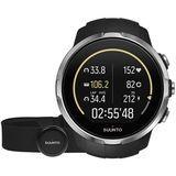 Suunto - Spartan Sport GPS Heart Rate Monitor Watch Bundle - Black