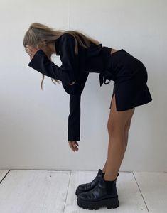Hot Outfits, Fall Outfits, Fashion Outfits, Womens Fashion, School Fashion, Fashion 2020, Romper With Skirt, Fashion Killa, Unisex