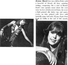 Jenny Boyd article