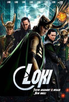 Loki. *your