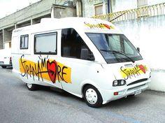 Programmi tv degli anni '90 - Il camper di Stranamore