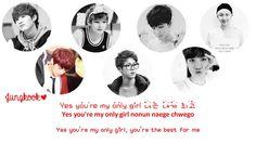 BTS (Bangtan Boys) Miss Right [Eng Sub + Romanization + Hangul] HD