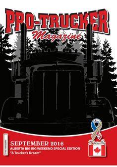 Pro-Trucker Magazine September 2016