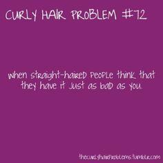 #curlyhairproblems