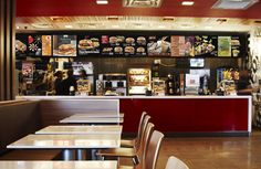 QSR Menuboards McDonalds