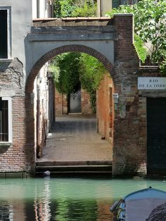 Mes Carnets Vénitiens: Rio de la Torre