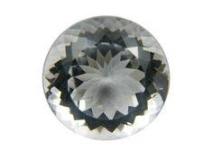 Cristal de roche forme ronde