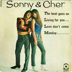 Sony and Cher, thé Beat hors on