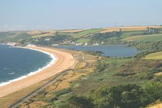 Slapton Sands and Slapton Lea. This whole area is magical