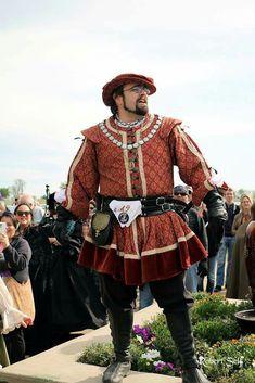 Scarborough Fair Tx Renaissance festival men costume