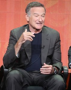 Great talk show moments with Robin Williams