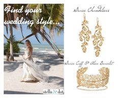 Wedding Style #4 by amy-kriz on Polyvore featuring Stella & Dot and BHLDN
