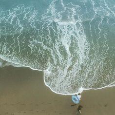 #視点 を変える  Change your view point  今朝の横浜はで蒸し暑いです 水分補給してがんばろ #ビーチ #海岸 #サンセット #ドローン #散歩 #beach #japan #sunsets #drone #droneshots #walking