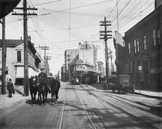 Portland Over 100 Years Ago – 44 Rare Vintage Photos Documented Street Scenes of the Rose City from between the 1900s-10s