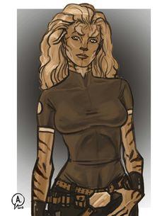 .Cathar woman