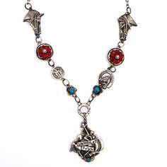 Sweet Bird Studio Unbridled Spirit Necklace at Maverick Western Wear