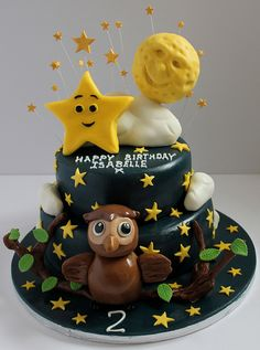 All sizes | Twinkle Twinkle Little Star cake!!! :-) | Flickr - Photo Sharing!