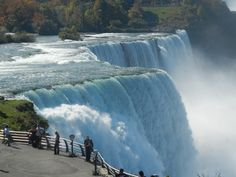 Niagara Falls..been there done that..would go back in a heartbeat