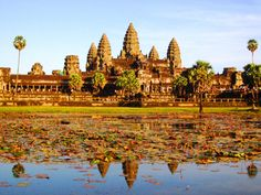 Ankor Wat - Siem Riep - Cambodia.. March 2013.. Best experience of my life <3