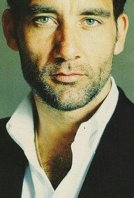 Clive Owen is my everlasting actor man crush! Those eyes...