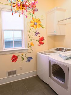 """Upgrade Your Laundry Room"" -- Wall Art"