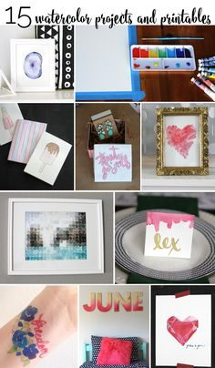 15-watercolor-projects-and-printables