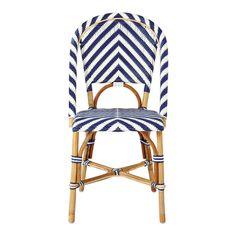 Riviera Side Chair – Navy