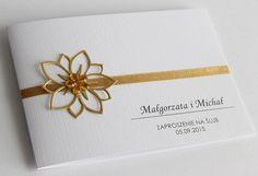 zaproszenia ślubne Cards