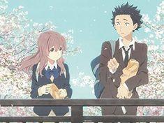 spduak A Silent Voice Anime Poster Wall Decor Art Print 12''×16''