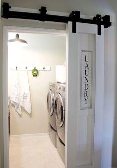 18 Best Modern Farmhouse Laundry Room Decor Ideas
