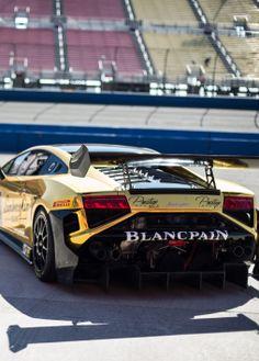 Lamborghini Blancpain Super Trofeo 2013 - Fontana.