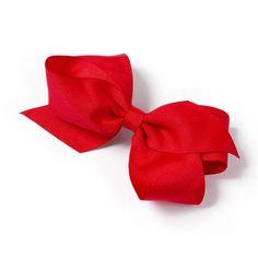 Ribbon Bow Barrette | Claire's