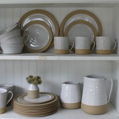 Farmhouse Pottery. Beautiful simplicity.