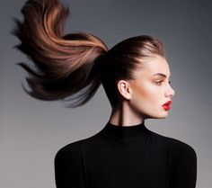 Great Hairstyles for 2011 - Human hair wigs are still a prevalent fashion accessory, despite being made and used countless in years past. Great Hairstyles, Wig Hairstyles, Portrait Inspiration, Hair Inspiration, Wind Blown Hair, Hair Photography, Hair Growth Treatment, High Ponytails, Hair Reference