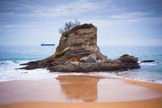Santander, Northern Spain, El Camello beach by dvoevnore . on 500px