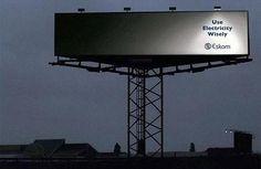 Usa la electricidad sabiamente. / Use #electricity wisely  #Green #Marketing
