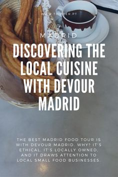 The best Madrid food tour is with Devour Madrid. Why? It's ethical, it's locally owned, and it draws attention to local small food businesses.